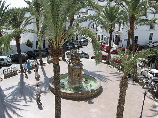 Plaza de los