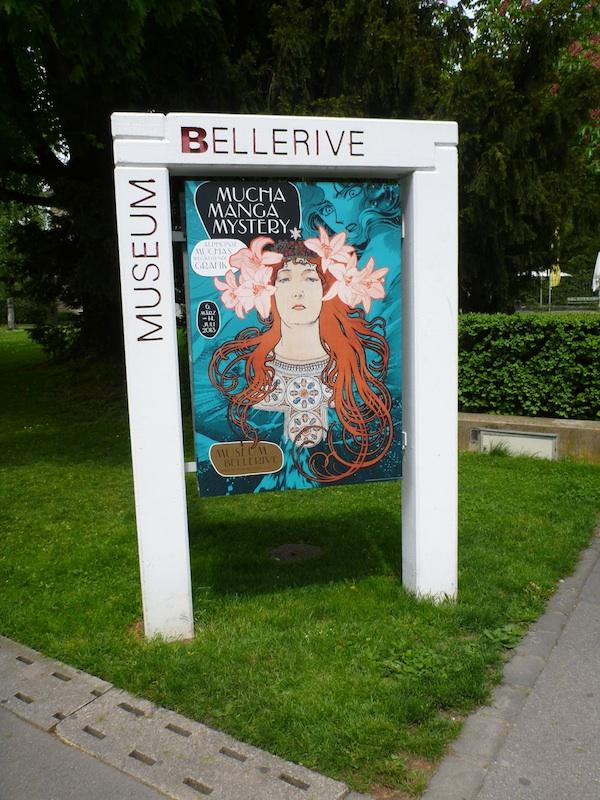 Bellerive Mucha Manga