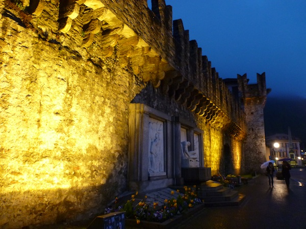 Muralla Bellinzona