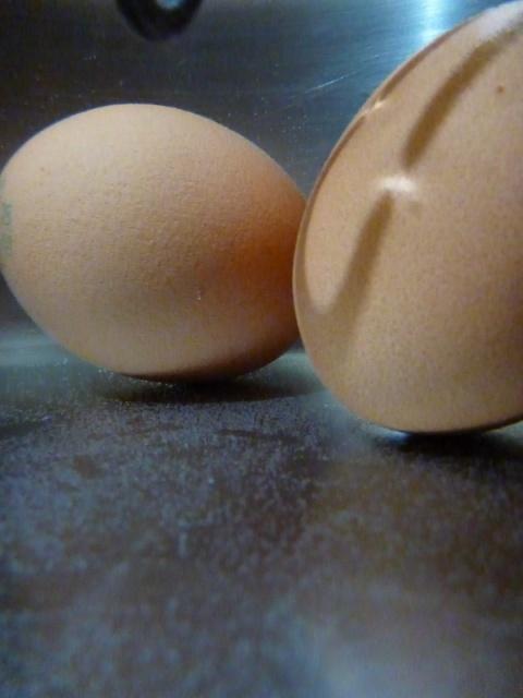 Prueba de huevo malo