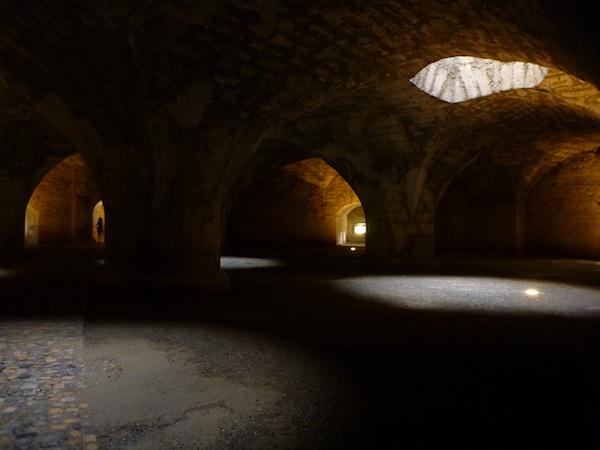 Interior en Munot2