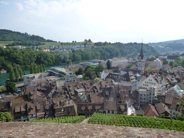 Vistas desde Munot
