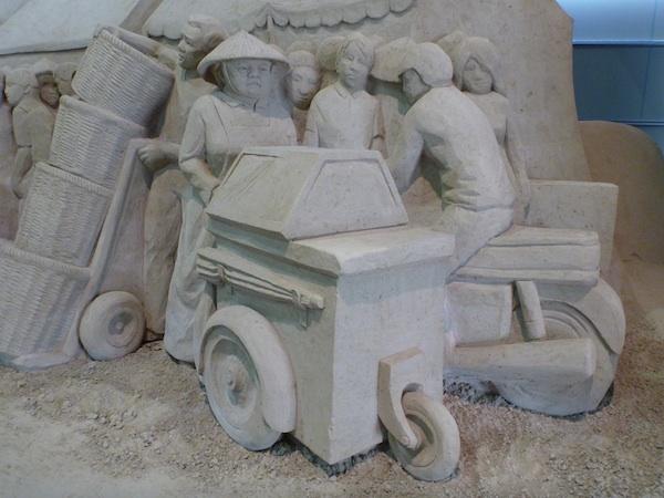 Museo Esculturas Arena2