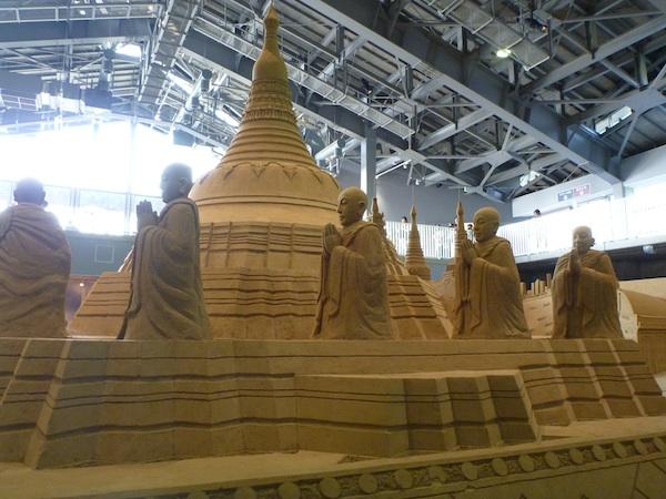 Museo Esculturas Arena3