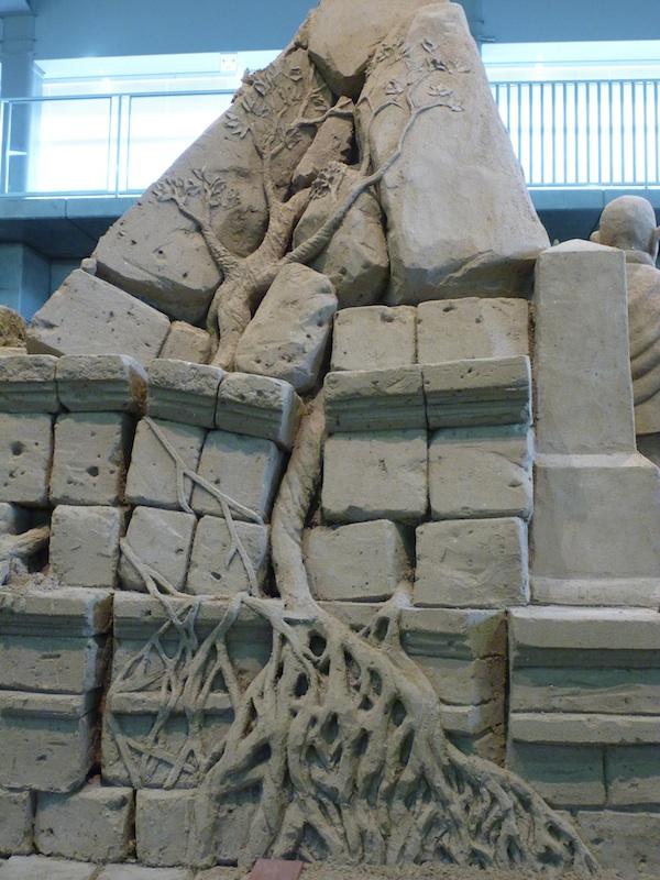 Museo Esculturas Arena4