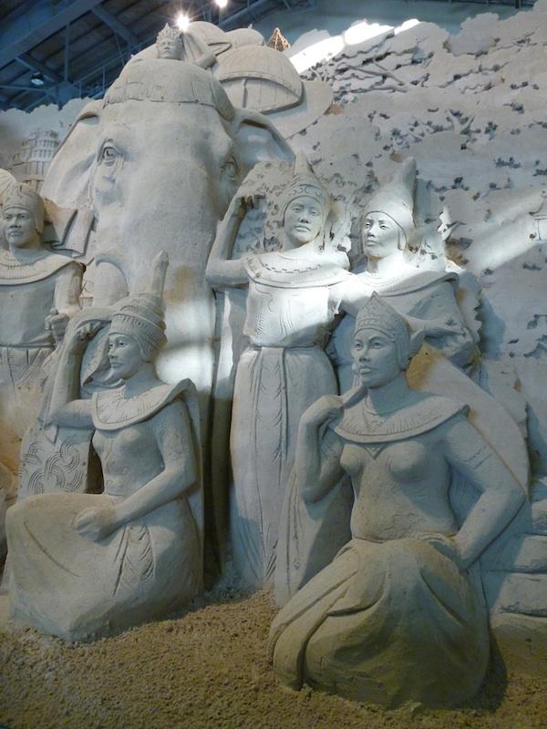 Museo Esculturas Arena5