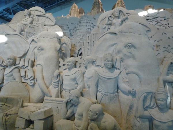 Museo Esculturas Arena6