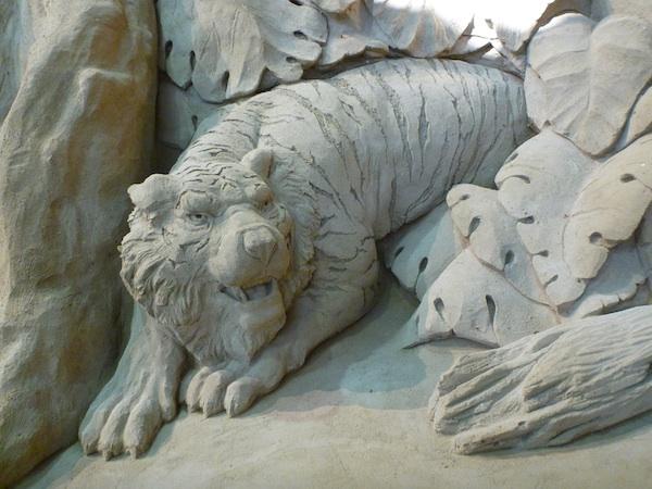 Museo Esculturas Arena8