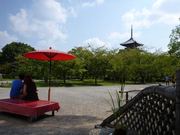 Pagoda Kyoto 1