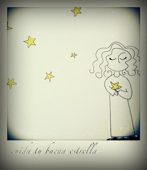 Cuida tu buena estrella - Sophie
