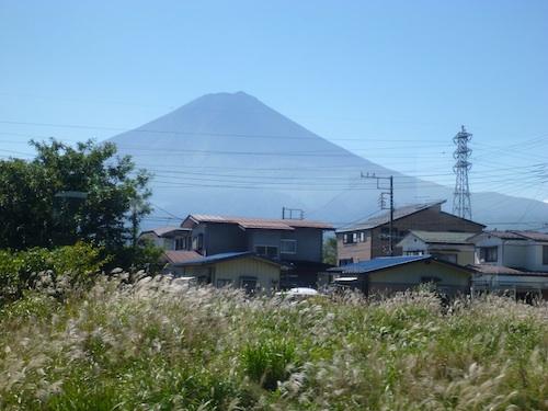 Fuji despejado