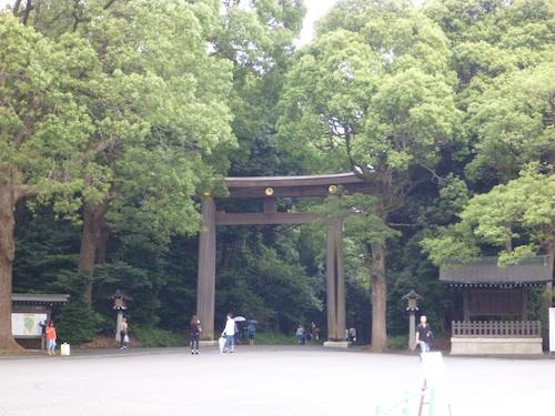Meiji Jingu 1