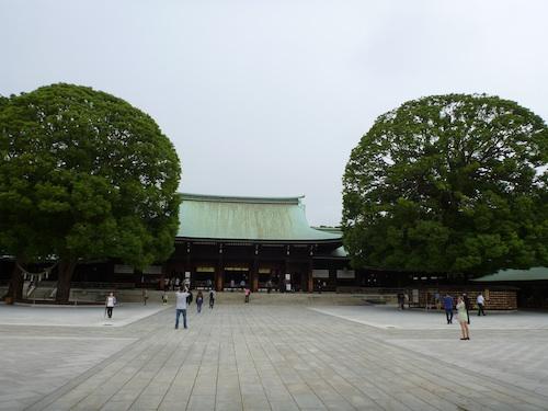 Meiji Jingu 5