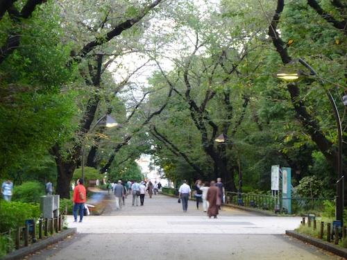 Parque Ueno 4