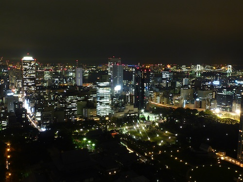Torre de Tokyo 3