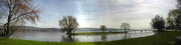 Lago panoramico