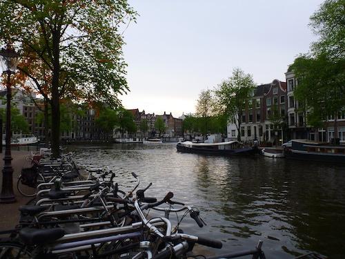 Amsterdam - paseo