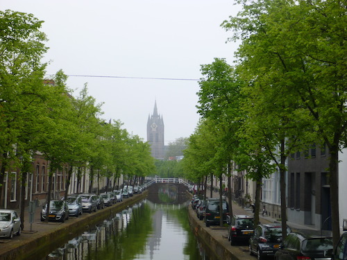 Delft Canal 1