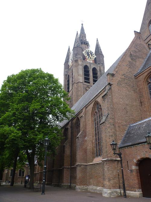 Iglesia Vieja fachada