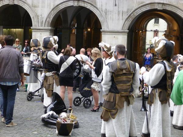 Carnaval Lausanne