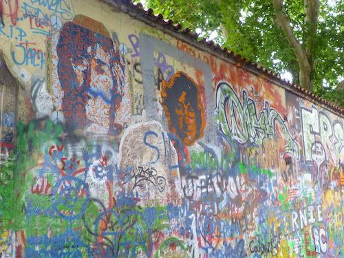 Muro Lennon 1