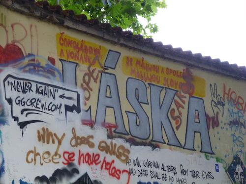 Muro Lennon 2