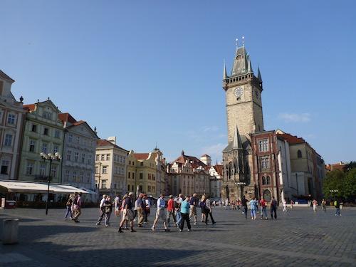 Plaza de Ciudad Vieja