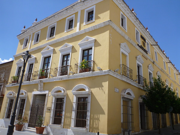 Casa de los Pacheco