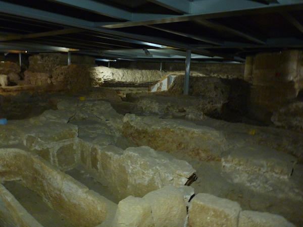 Cripta Sta. Eulalia