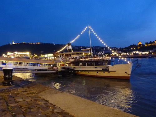Danubio barco
