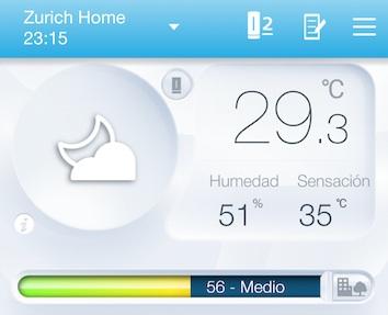 temperatura nocturna