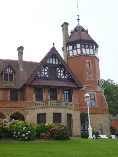 Donosti Palacio Miramar 2