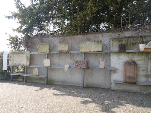 Lapidarium 1